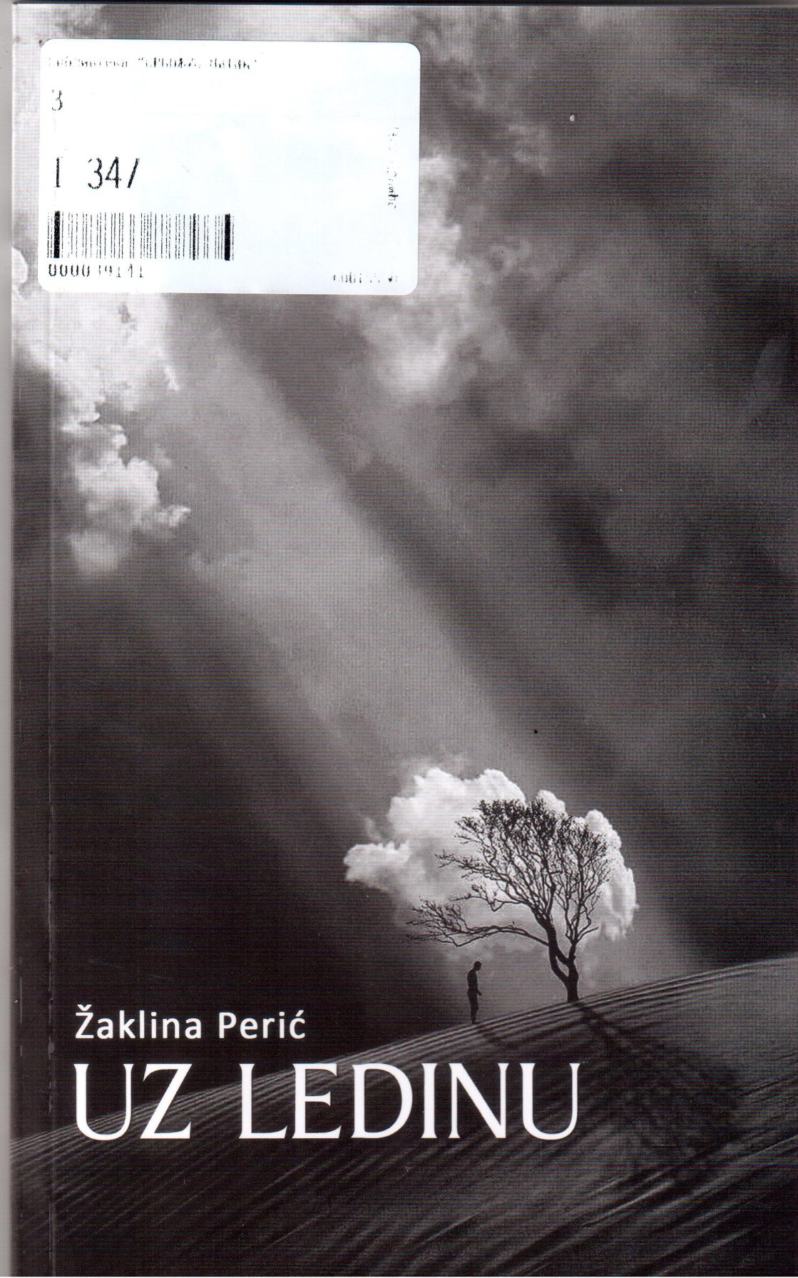 UZ LEDINU Корице књигe